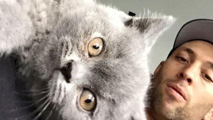 Fletch's Cat Karen Adorably Shows His Election 2016 Pick