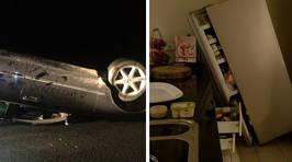 PHOTOS: The 7.5 Earthquake That Hit Near Hanmer Springs