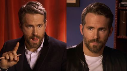 VIDEO: Ryan Reynolds Gets Roasted By His 'Twin' Brother