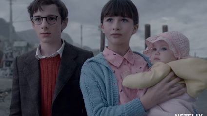 Lemony Snicket's A Series of Unfortunate Events official trailer