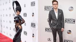 2016 American Music Awards Red Carpet