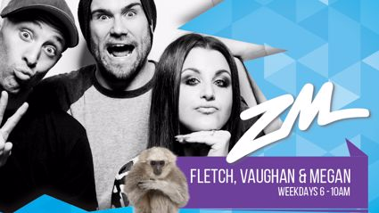 ZM's Fletch, Vaughan & Megan International Podcast Shout Outs - November 25 2016