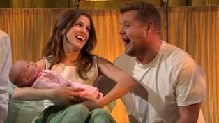Anna Kendrick and James Corden's Live mash-up performance about 'growing up' is so relatable