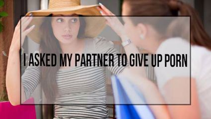 What Did Your Partner Make You Give Up?