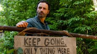 The reason The Walking Dead doesn't use the word 'zombie' revealed by creator