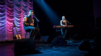 Video Highlights: BROODS live and acoustic thanks to iHeartRadio and 2degrees