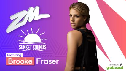 ZM's Sunset Sounds with Brooke Fraser