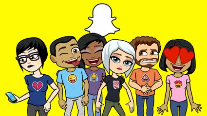 Snapchat rolls out new design and your Bitmoji features a lot more