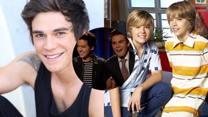 The way KJ Apa and Cole Sprouse talk about each other is total #friendshipgoals