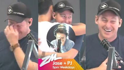 Jase the serial prankster finally gets pranked by his Aussie mate & PJ