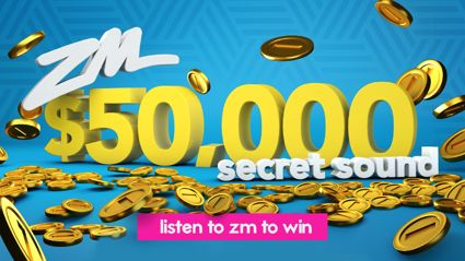 WIN with ZM's $50,000 Secret Sound - and see what's been guessed so far!