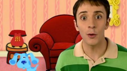 A new video of Steve from Blues Clues has emerged and people are still shocked he's alive tbh