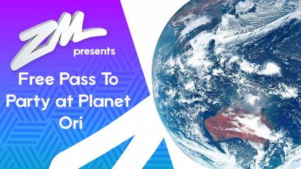DUNEDIN: Free Pass to Party at Planet Ori
