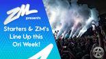 DUNEDIN: Starters & ZM's Line Up this Ori Week!