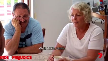 Mother completely rejects her gay son on TV