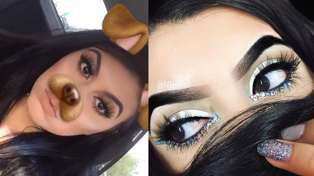 The internet's going nuts over this blogger's eyelashes