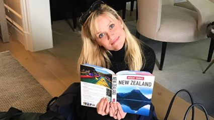 Reese Witherspoon shows off her time in New Zealand