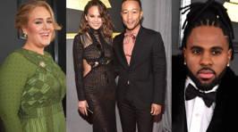 PHOTOS: 59th Grammys 2017 Red Carpet
