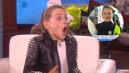 Your fave over-excited kid surfer returns to Ellen, lands job and delivers MORE hysterical one-liners