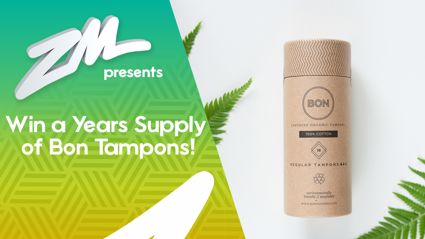 Win a Years Supply of Bon Tampons!