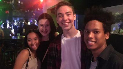 WELLINGTON - Swipe Right Night Photos