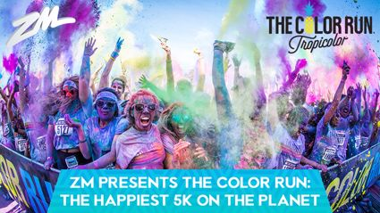 AUCKLAND - ZM Presents The Color Run Auckland