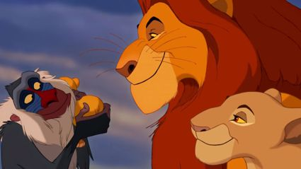 James Earl Jones returns to the live action remake of the Lion king