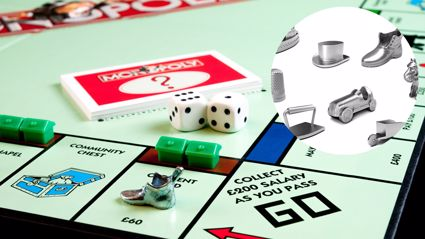 Today we mourn the loss of one of Monopoly's most iconic playing pieces