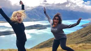 Reese Witherspoon, Mindy Kaling and Oprah share their amazing NZ photos
