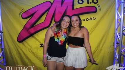 WAIKATO: Foam party at The Outback photos (part five)