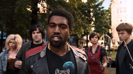 Why Kanye West had a hissy fit on the set of Anchorman 2