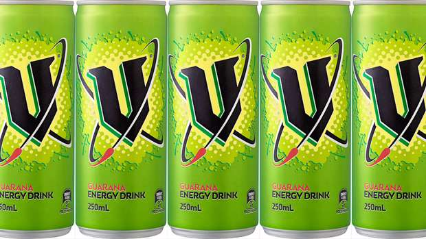 V Energy are changing their recipe