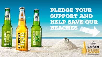 Help Save our Beaches with DB Export and you could win!