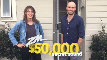 CLUE: Soundkeeper Gary's Airbnb guests try finding the Secret Sound and reveal a clue!