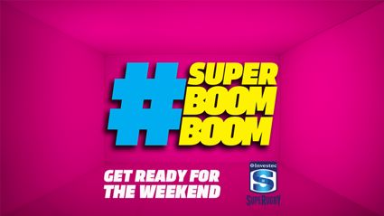 iHeart Radio's Super Boom Boom Station