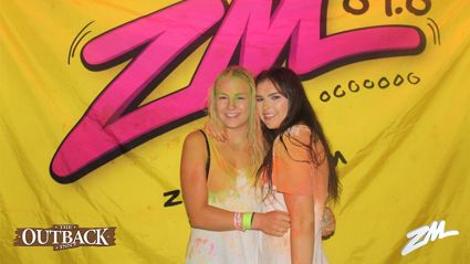 WAIKATO: Paint Party at The Outback (Part 3)