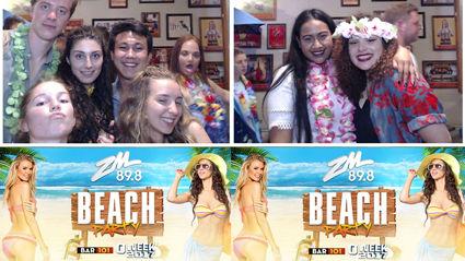 WAIKATO: Beach Party at Bar 101 (Part 2)