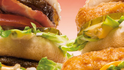 McDonald's have added these delish burgers to their 'Big Mac' range!