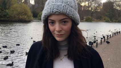 LISTEN: FVM talk to Lorde about Vaughan's kids and her fave Kiwi snacks