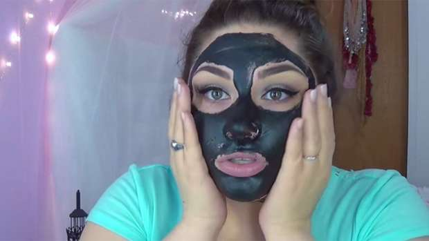 Image result for What You Need To Know About The Black Face Mask on black