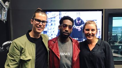 ZM Snapchart catch up with Tinie Tempah