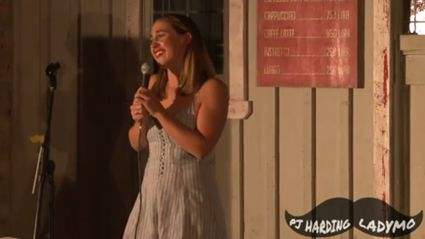 Watch PJ NAIL her stand-up comedy debut