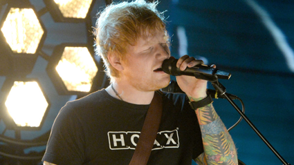 Ed Sheeran Reveals who the 'Galway Girl' is and it's not his girlfriend