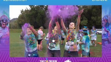 AUCKLAND: The Color Run 2017 Photos (Part 1)