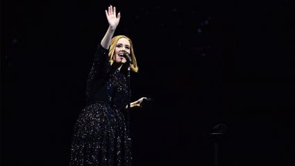 Adele is scared now that her tour secret has been revealed