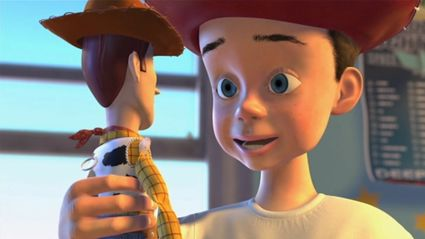 People have just noticed something really creepy about Andy from Toy Story