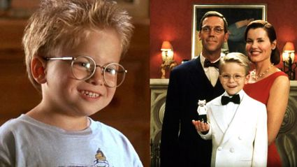 Jonathan Lipnicki talks about being bullied for being a child actor