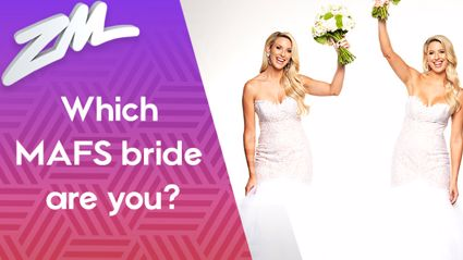 QUIZ: Which 'Married At First Sight' bride are you?
