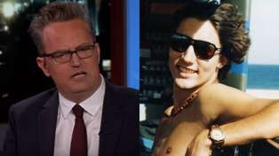 Matthew Perry explains why he beat up Canadian PM Justin Trudeau at school