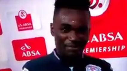 Footballer accidentally thanks both wife and girlfriend in awkward speech